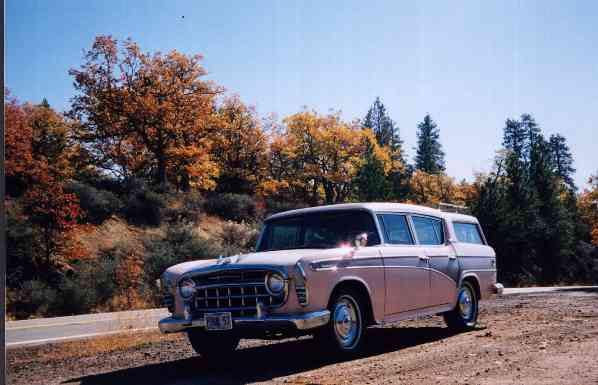 1957 nash rambler cross country wagon. Black Bedroom Furniture Sets. Home Design Ideas