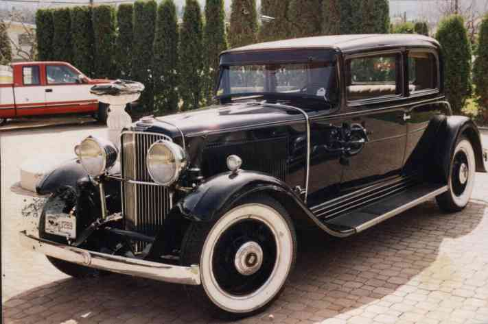 Another view for 1927 nash 4 door sedan