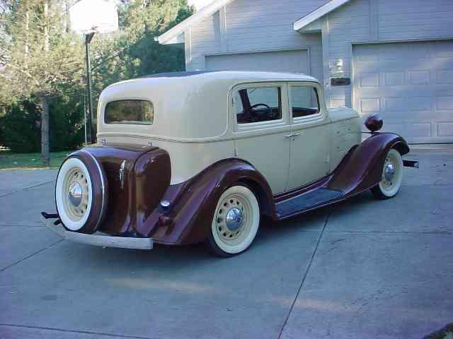 1934 nash lafayette for sale car interior design. Black Bedroom Furniture Sets. Home Design Ideas